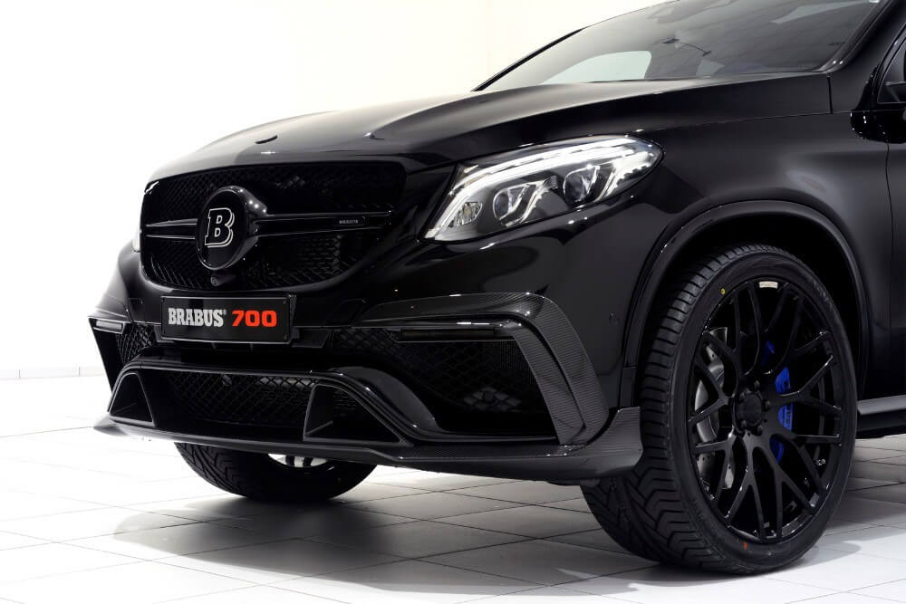 Mercedes GLE Brabus foto