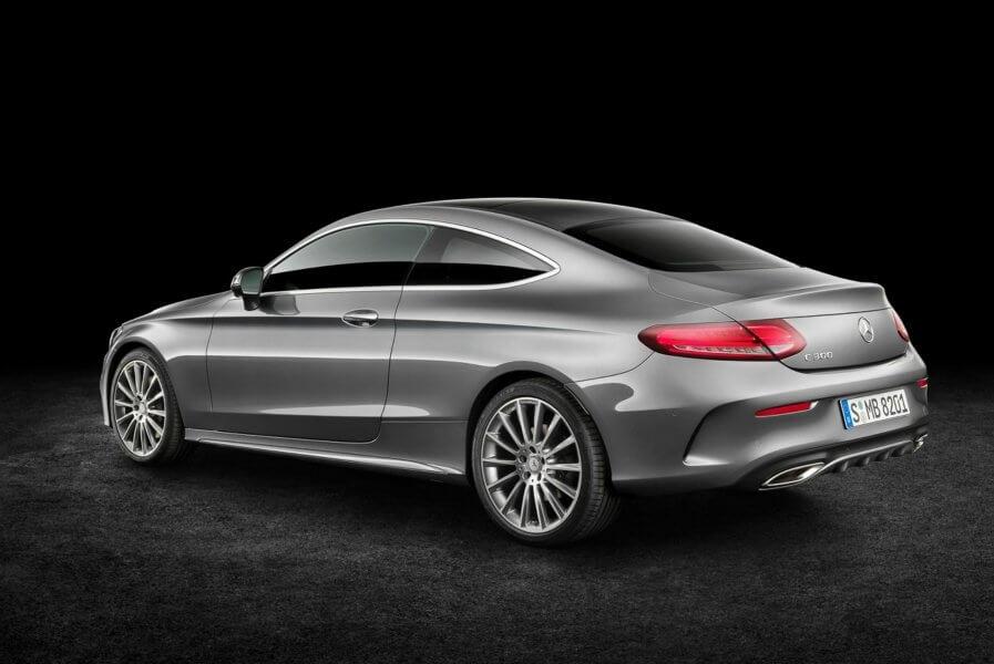Новый Mercedes C-Class 2