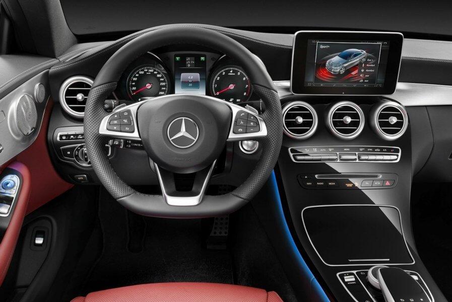 Новый Mercedes C-Class 3